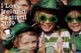 I Love Ireland festival 2019